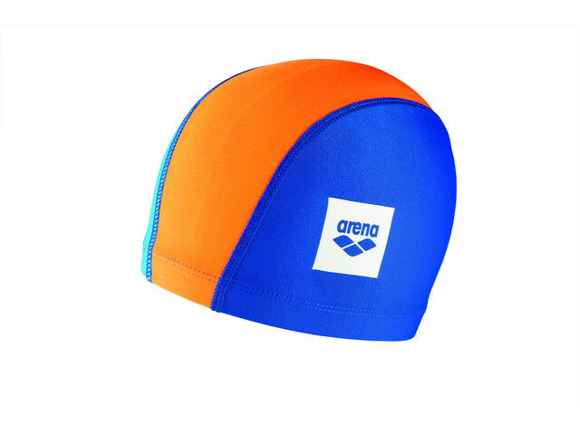 arena Unix II Cap Kids blue/orange/lightblue